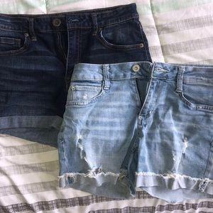 2/30🐾 Aero & Arizona shorts bundle! EUC